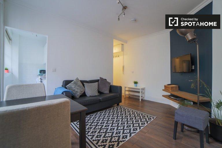 Elegante monolocale in affitto a Soho, Londra