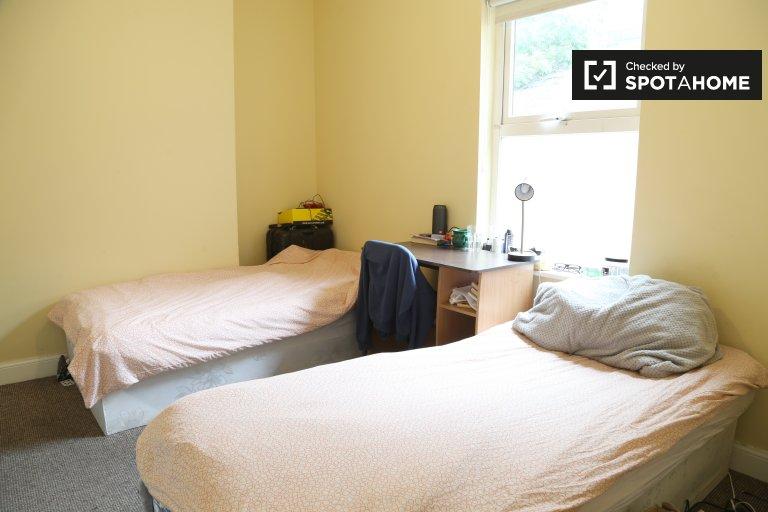 Grande chambre dans un appartement partagé à Drumcondra, Dublin