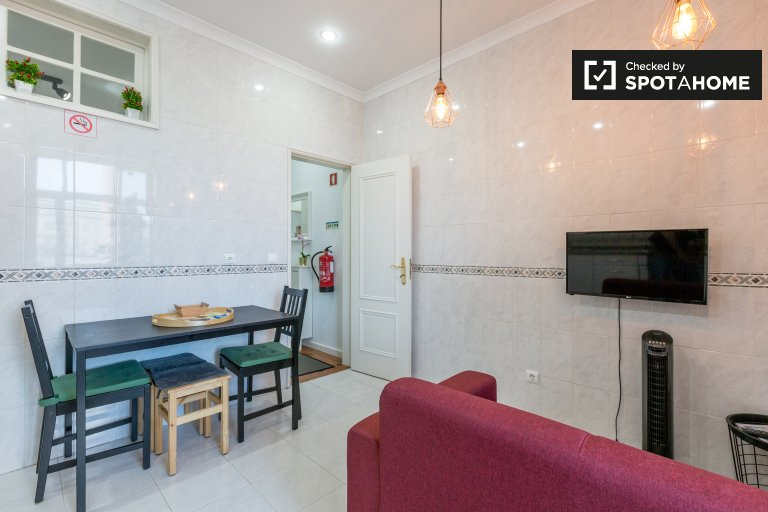 2-bedroom apartment for rent in Avenidas Novas, Lisboa