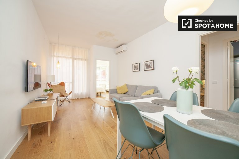3-bedroom apartment for rent in Can Baró, Barcelona