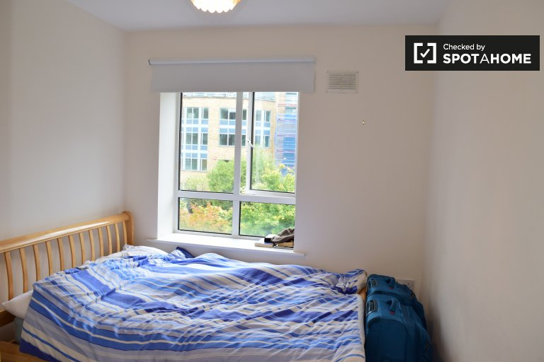 Furnished room in 2-bedroom apartment in Downtown, Dublin