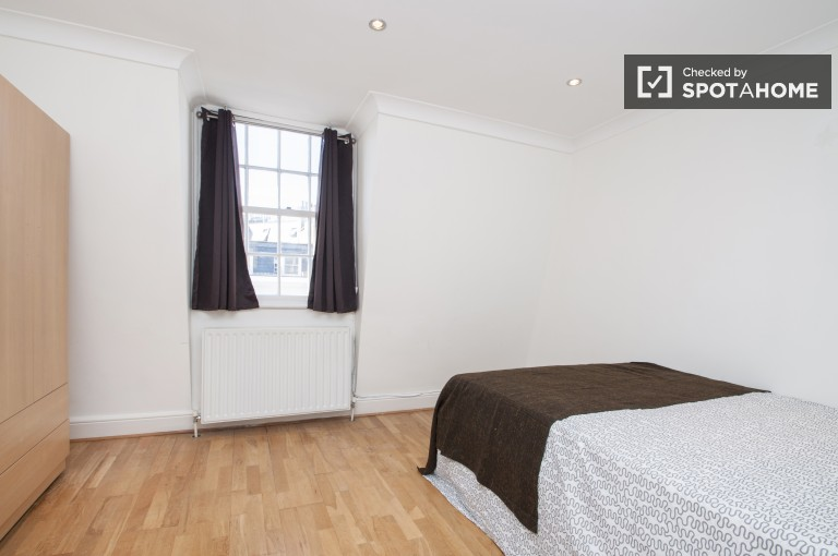 Couple-friendly Bedroom 1 with Double Bed