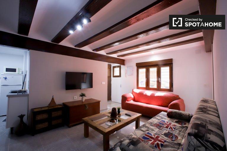 Beteró'da kiralık 2 yatak odalı daire