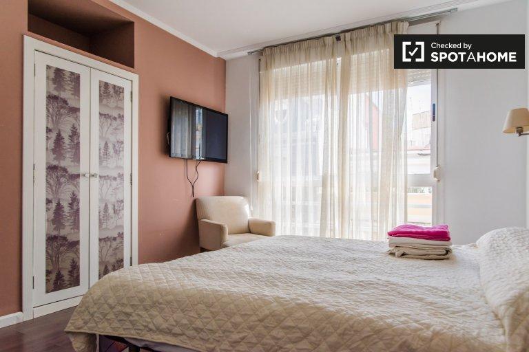 Studio apartment for rent in Eixample, Valencia