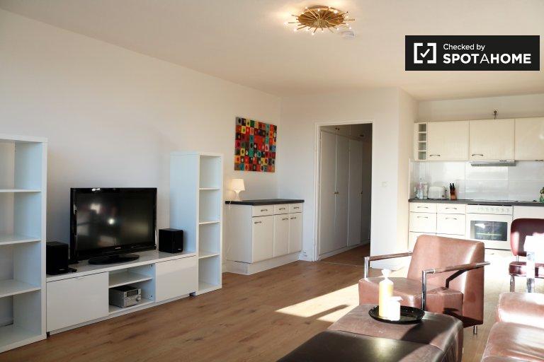 Elegante apartamento de 1 dormitorio en Charlottenburg-Wilmersdorf