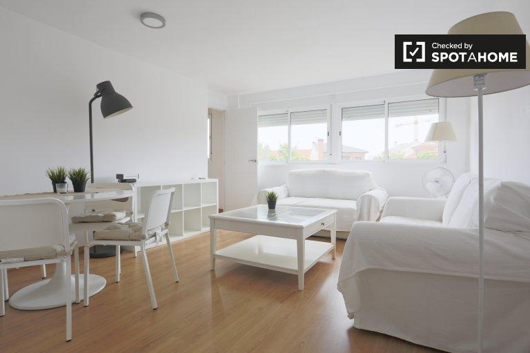 2-Zimmer-Wohnung zur Miete in Hortaleza, Madrid