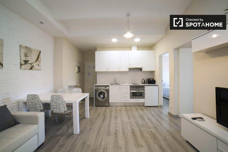 Pintoresco apartamento de 2 dormitorios en Poblenou, Barcelona