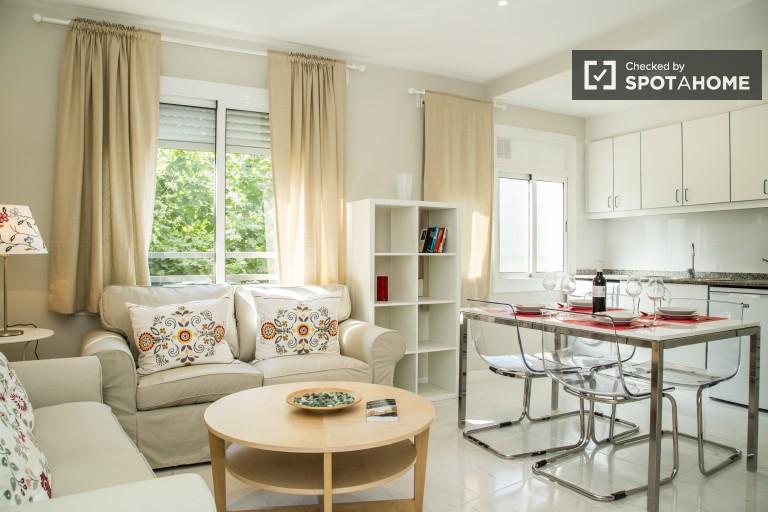 Przytulne 2 pokojowe mieszkanie do wynajęcia w centrum Barcelony