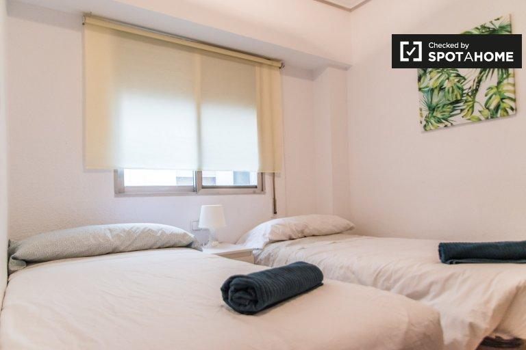 Chambre à louer dans un appartement de 3 chambres à La Creu Coberta