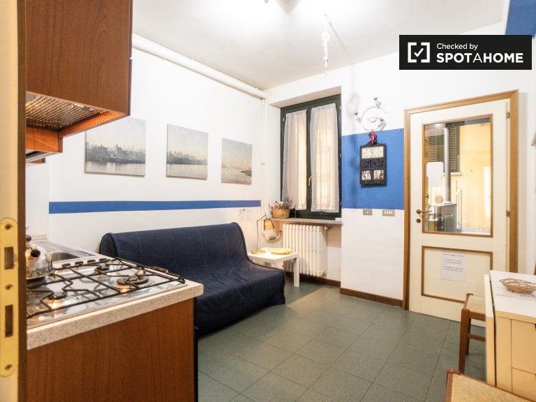 Apartment with 1 bedroom for rent in Ticinese, Milan