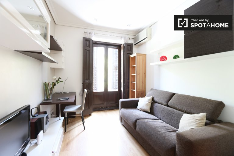 1-bedroom apartment for rent in Argüelles, Madrid