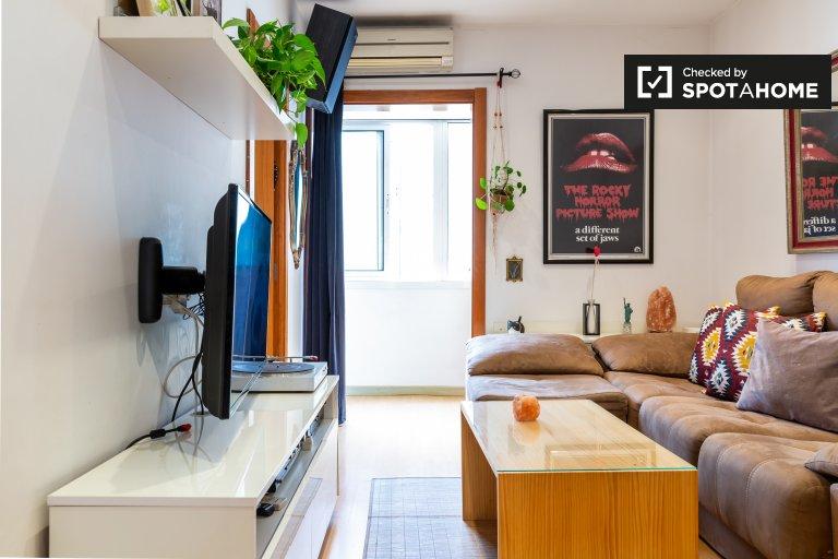 L'Hospitalet de Llobregat'de kiralık 3 + 1 daire