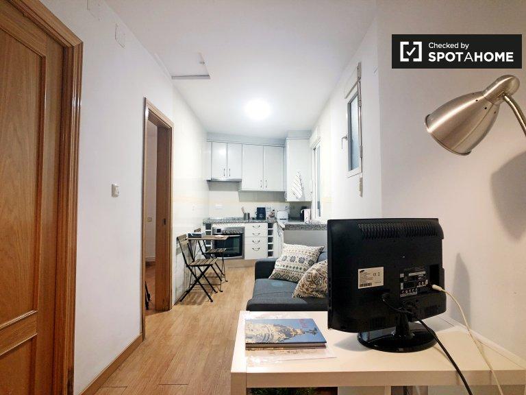 Elegante Piso De 1 Habitacion En Alquiler En Moncloa Madrid Ref