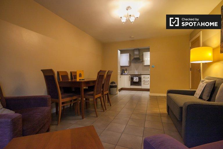 Mieszkanie z 2 sypialniami do wynajęcia w The Liberties, Dublin