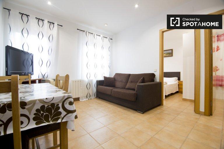 Apartamento de 1 quarto para alugar em Vista Alegre, Madrid