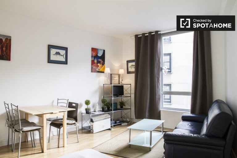 Bright studio apartment for rent - 1st arrondissement, Paris