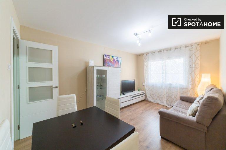 3-pokojowe mieszkanie do wynajęcia w Hospitalet de Llobregat