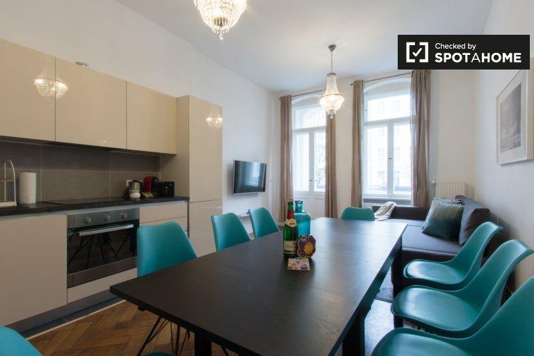 Schicke 3-Zimmer-Wohnung zur Miete in Moabit, Berlin