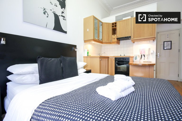Umeblowane mieszkanie typu studio do wynajęcia w Camden, Londyn
