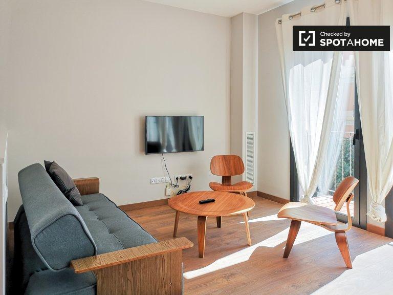 3-pokojowe mieszkanie do wynajęcia w Eixample, Barcelona