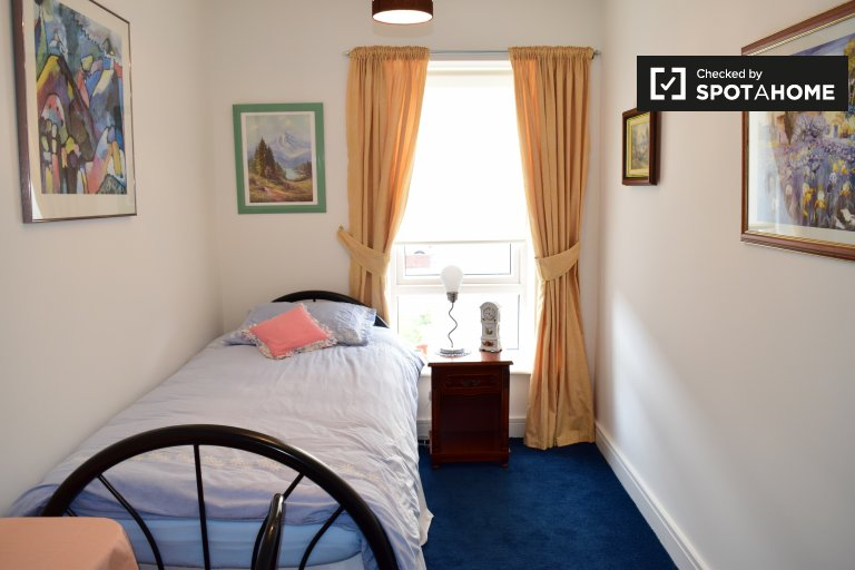Zimmer zu vermieten in 4-Zimmer-Haus in Balgriffin, Dublin
