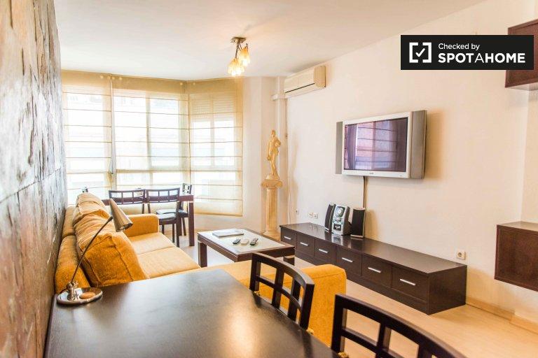 Benimamet, Valencia'da kiralık 2 yatak odalı zarif daire