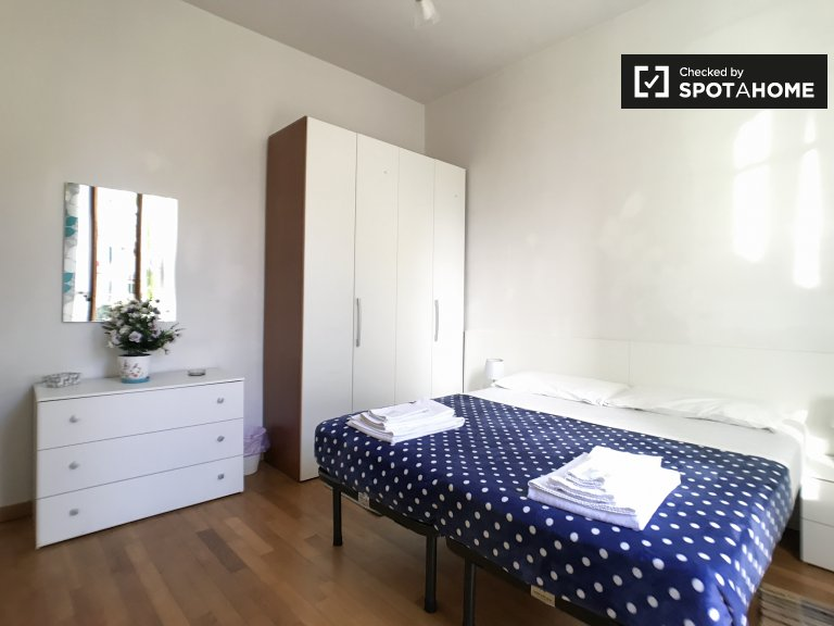 Chic room in residence hall in Campo di Marte, Florence