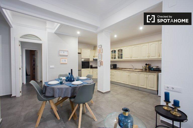 Moderno appartamento con 3 camere da letto in affitto Camins al Grau Valencia