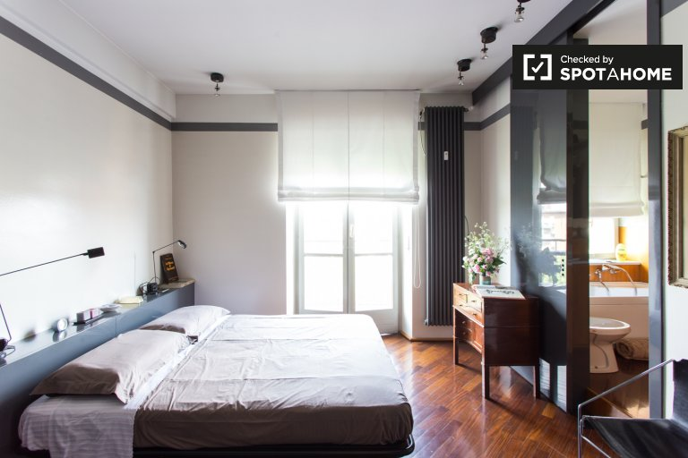 1-bedroom apartment for rent in San Siro, Milan