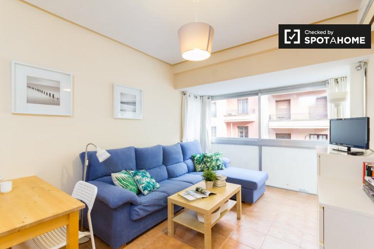 1-appartamento con aria condizionata in affitto a Salamanca, Madrid