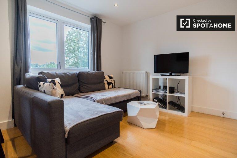 Confortable appartement 1 chambre à louer à Greenwich, Londres