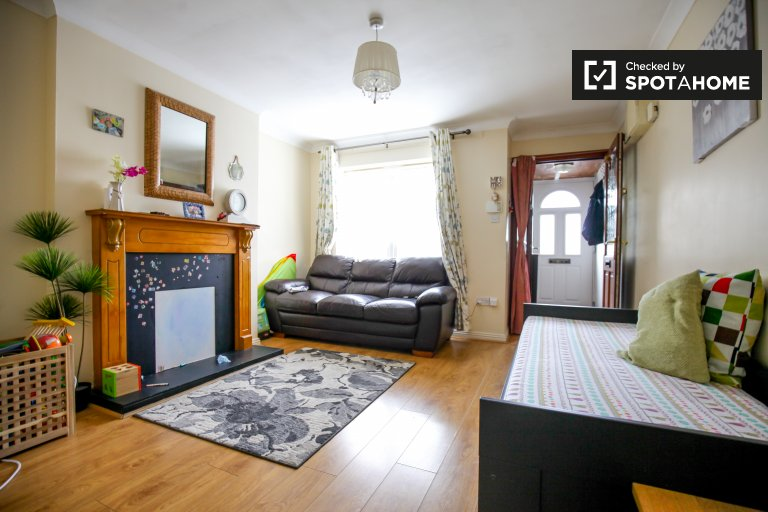 Quartos para alugar em apartamento de 2 quartos em Clonsilla, Dublin