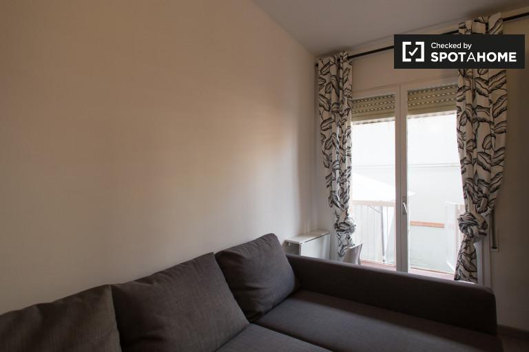 Bedroom 5 - double sofa bed