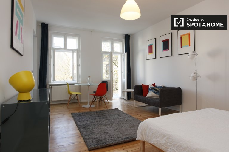 Modernes Studio-Apartment zur Miete in Prenzlauer Berg, Berlin