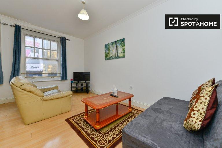 Śliczne mieszkanie z jedną sypialnią do wynajęcia w Tower Hamlets w Londynie