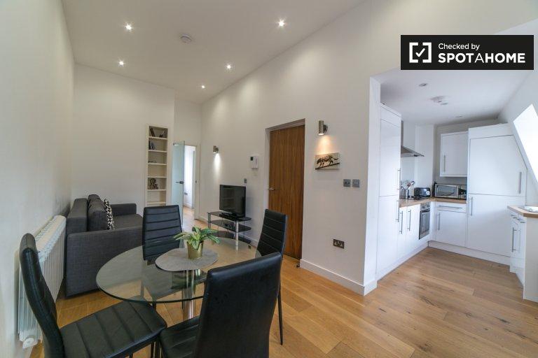 Chic appartement 1 chambre à louer à Islington, Londres
