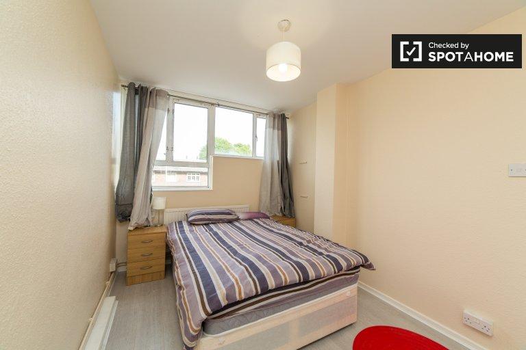 Habitación en piso de 5 habitaciones en Limehouse, Londres