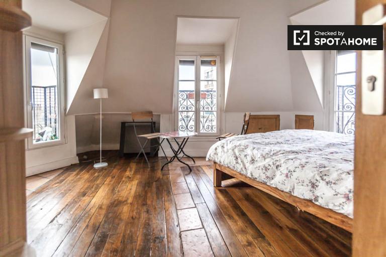 appartement 1 chambre à louer à Colonel Fabien, Paris