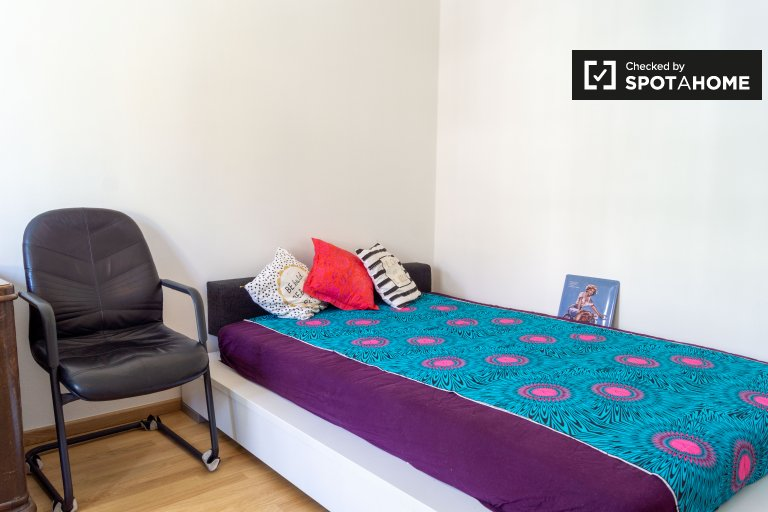 Room for rent in apartment with 2 bedrooms in Pankow
