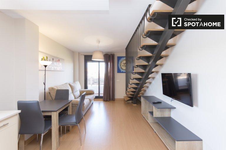 Mieszkanie z 3 sypialniami do wynajęcia w Alcalá de Henares, Madryt