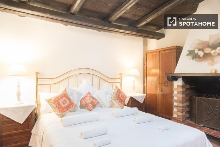Luxueux appartement de 3 chambres à louer, Rome