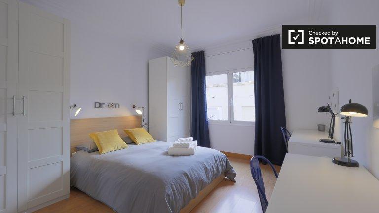 Zimmer zu vermieten in 6-Zimmer-Wohnung in Sarrià-Sant Gervasi
