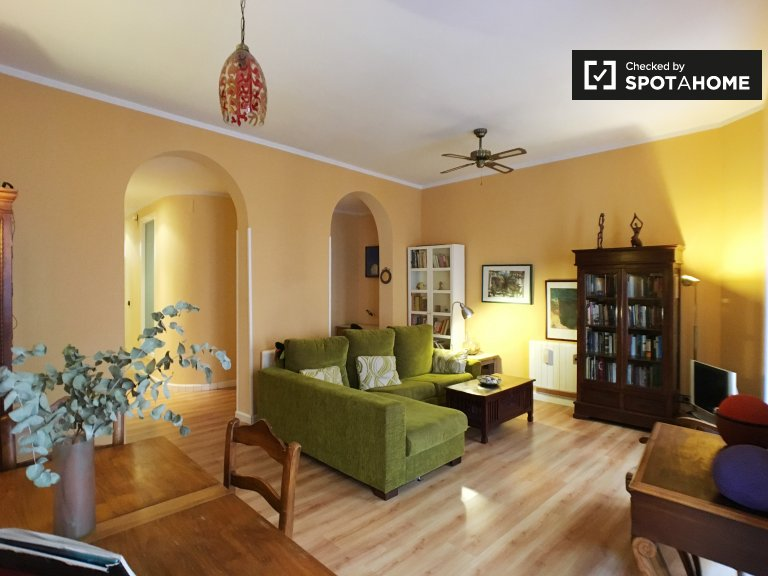 1-bedroom apartment for rent in Madrid Centro
