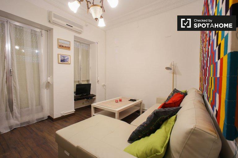 Uroczy 2-pokojowe mieszkanie w Poblats Marítims, Valencia
