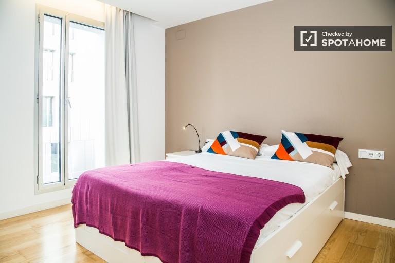Appartement pour 2 personnes à 1 chambre à coucher à louer à Villa Olimpica, Barcelone