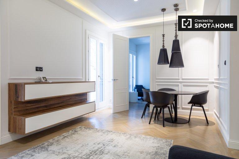 La Dreta de l'Eixample'de kiralık Mod 2 yatak odalı daire