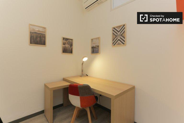 Przytulny pokój do wynajęcia w San Siro w Mediolanie