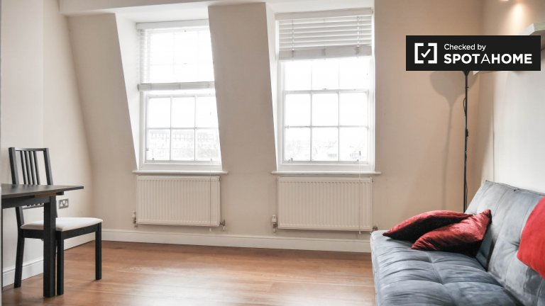 1-bedroom apartment for rent in Belgravia, London