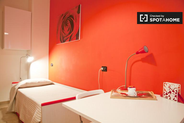 Prati, Roma kiralık modern stüdyo daire