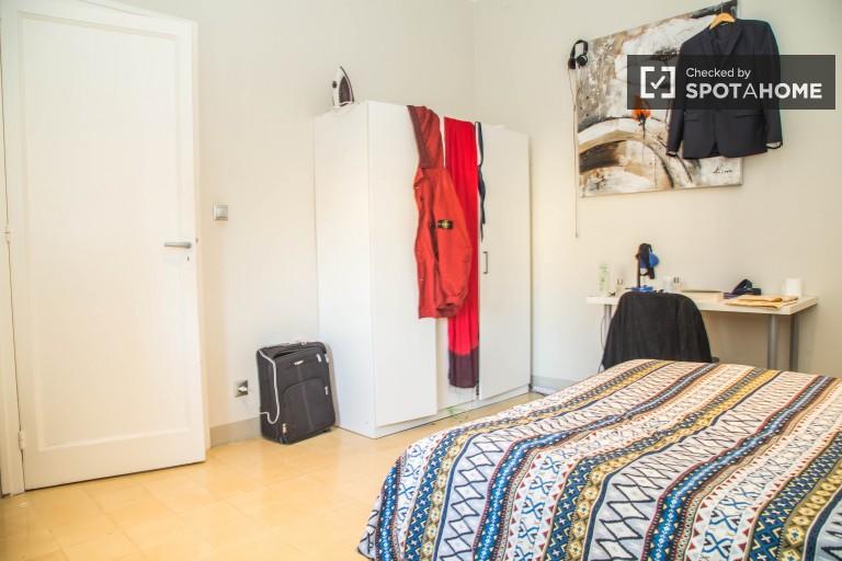 Exterior double room